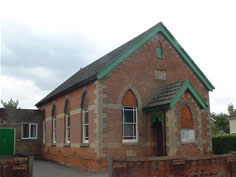 Saxon Street Methodist Church